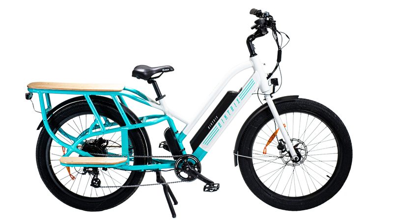 electric cargo bike 2021