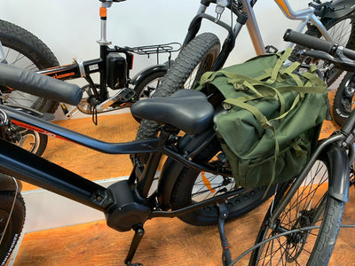 saddle bags for electric bike
