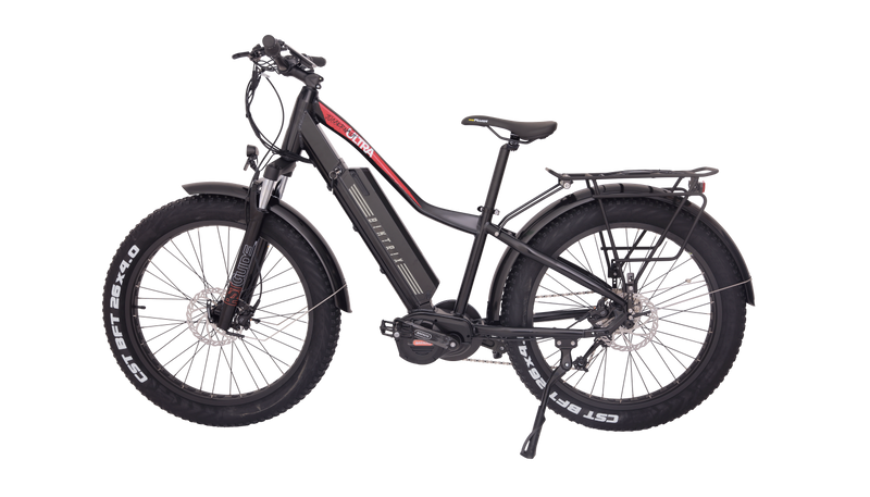 lifetime warranty electric assist bike