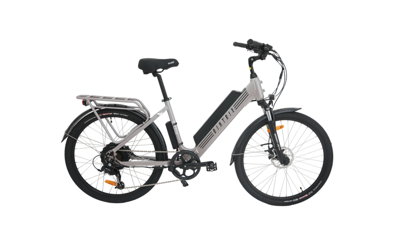 Biktrix Swift Commuter Electric Bike - Champagne