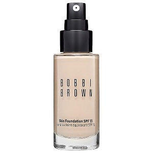 Bobbi Brown Skin Foundation SPF 15 Shade 0