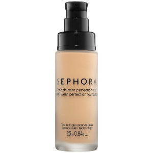 Sephora Collection 10 HR Wear Perfection Foundation Shade 10