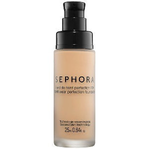 Sephora Collection 10 HR Wear Perfection Foundation Shade 12