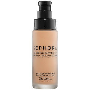 Sephora Collection 10 HR Wear Perfection Foundation Shade 14