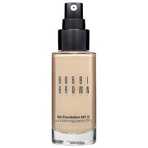 Bobbi Brown Skin Foundation SPF 15 Shade 2.5