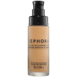 Sephora Collection 10 HR Wear Perfection Foundation Shade 20