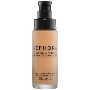 Sephora Collection 10 HR Wear Perfection Foundation Shade 22