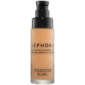Sephora Collection 10 HR Wear Perfection Foundation Shade 23