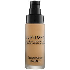Sephora Collection 10 HR Wear Perfection Foundation Shade 25