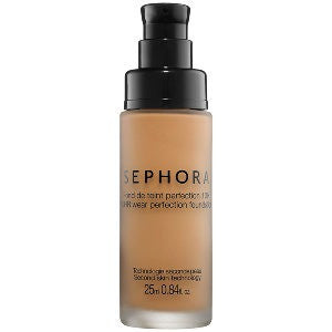 Sephora Collection 10 HR Wear Perfection Foundation Shade 31