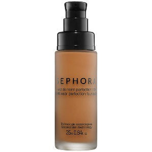 Sephora Collection 10 HR Wear Perfection Foundation Shade 45