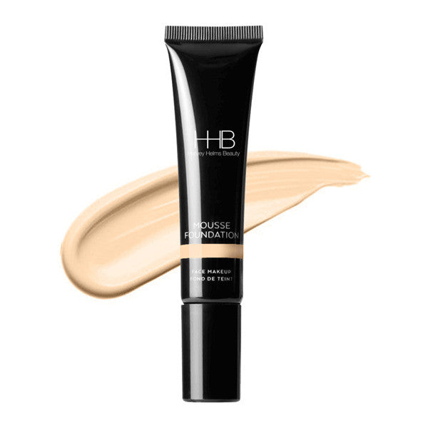 Harvey Helms Beauty Mousse Foundation Shade C2