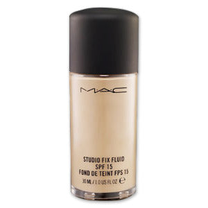 MAC Cosmetics Studio Fix Fluid SPF 15 Shade NC15
