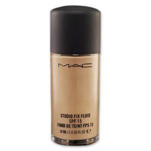 MAC Cosmetics Studio Fix Fluid SPF 15 Shade NC37