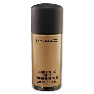 MAC Cosmetics Studio Fix Fluid SPF 15 Shade NC42
