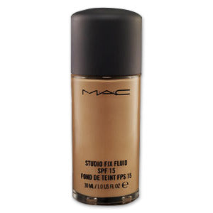 MAC Cosmetics Studio Fix Fluid SPF 15 Shade NC45