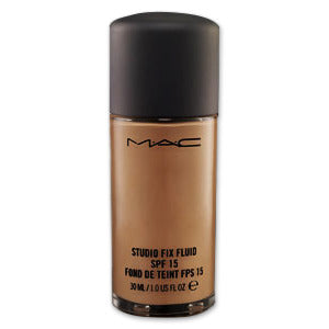 MAC Cosmetics Studio Fix Fluid SPF 15 Shade NC50