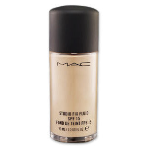MAC Cosmetics Studio Fix Fluid SPF 15 Shade NW15