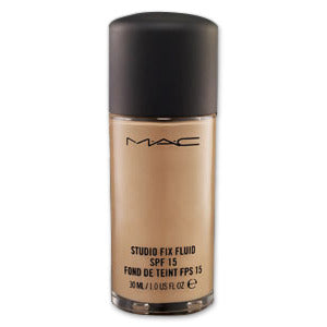 MAC Cosmetics Studio Fix Fluid SPF 15 Shade NW25