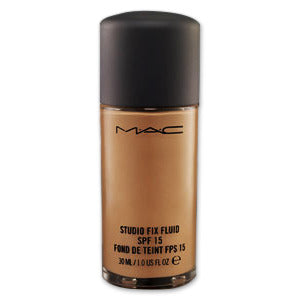 MAC Cosmetics Studio Fix Fluid SPF 15 Shade NW43
