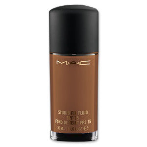 MAC Cosmetics Studio Fix Fluid SPF 15 Shade NW45