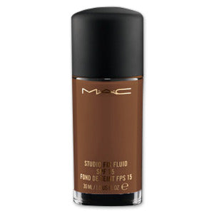 MAC Cosmetics Studio Fix Fluid SPF 15 Shade NW46