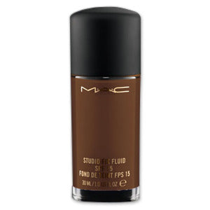 MAC Cosmetics Studio Fix Fluid SPF 15 Shade NW48