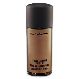 MAC Cosmetics Studio Fix Fluid SPF 15 Shade NW50
