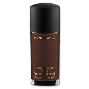 MAC Cosmetics Studio Fix Fluid SPF 15 Shade NW58