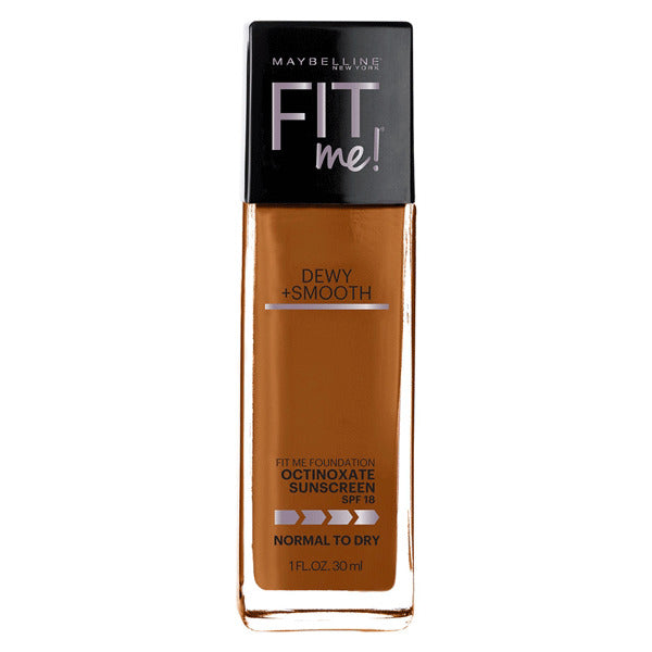 Maybelline New York Fit Me!® Dewy + Smooth Shade 360
