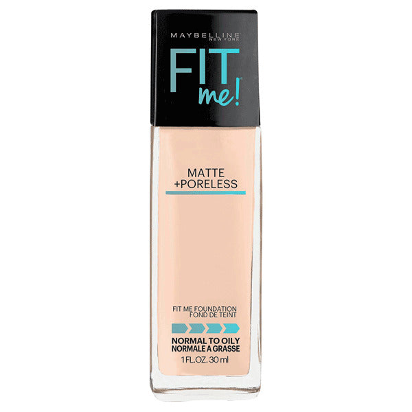 Maybelline New York Fit Me!® Matte + Poreless Shade 102