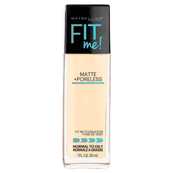 Maybelline New York Fit Me!® Matte + Poreless Shade 110