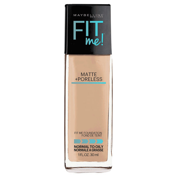 Maybelline New York Fit Me!® Matte + Poreless Shade 118