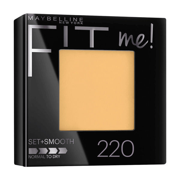 Maybelline New York Fit Me!® Set + Smooth Powder Shade 220