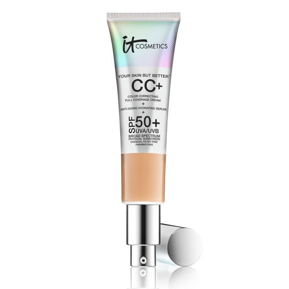 IT Cosmetics Your Skin But Better™ CC Cream with SPF 50+ Shade Medium