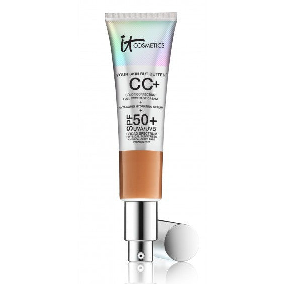 IT Cosmetics Your Skin But Better™ CC Cream with SPF 50+ Shade Rich