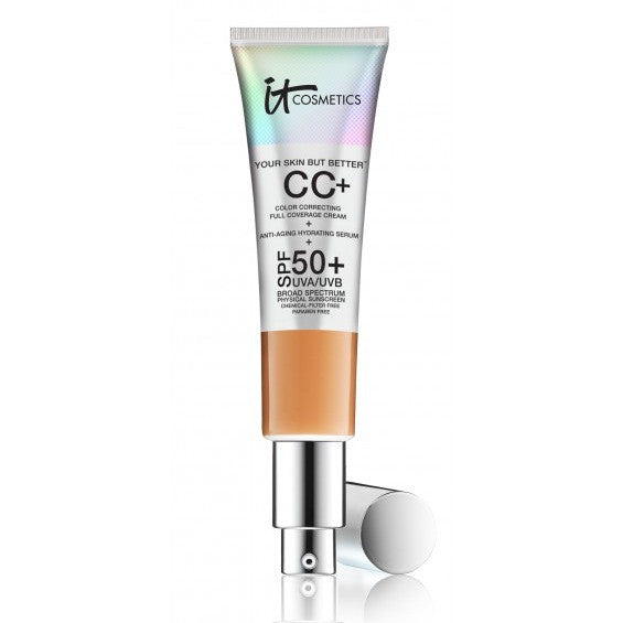 IT Cosmetics Your Skin But Better™ CC Cream with SPF 50+ Shade Tan