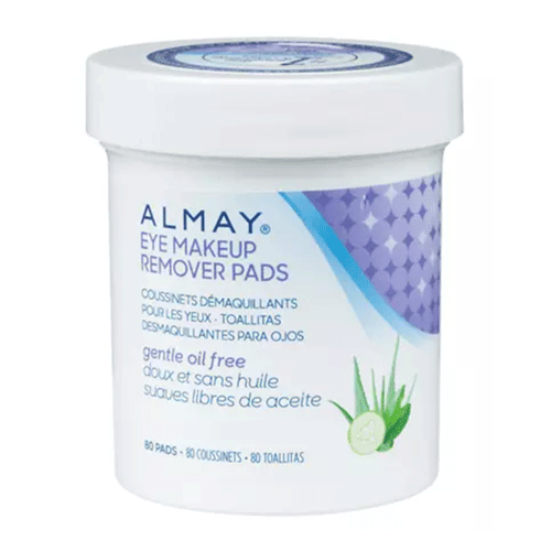 Almay Eye Makeup Remover Pads: Gentle Oil-Free