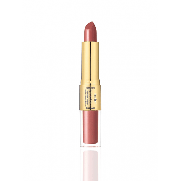 Tarte Double Duty Beauty The Lip Sculptor Double-Ended Lipstick and Gloss