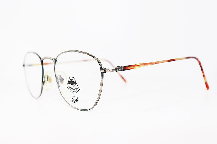 Horseshire Glasses By Persol 140 Ap Persol Italy - Spex In The City