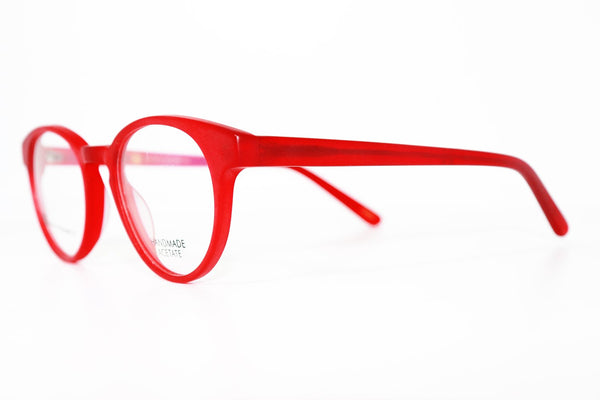 Jack And Francis Harley Matte Crystal Red - Spex In The City