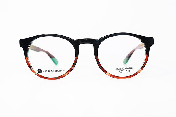 Jack & Francis - Jacky - Black fades cinnamon - Spex In The City