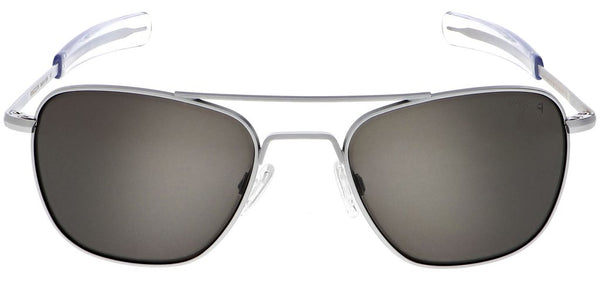 Randolph - Aviator - Matte Chrome 52mm - Spex In The City