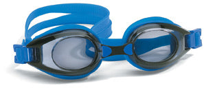 Black Vantage Rx Swimming Goggles - Spex In The City