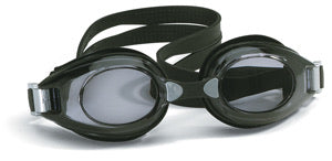 Black Vantage Rx Swimming Goggles