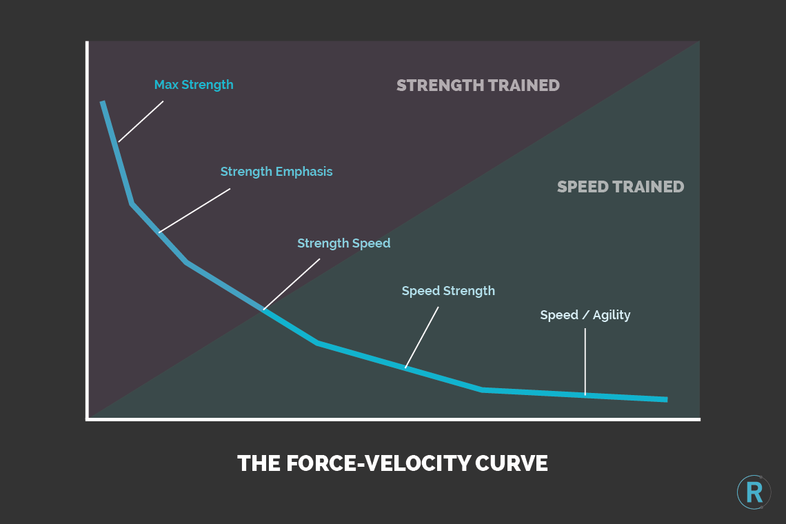 the force velocity curve