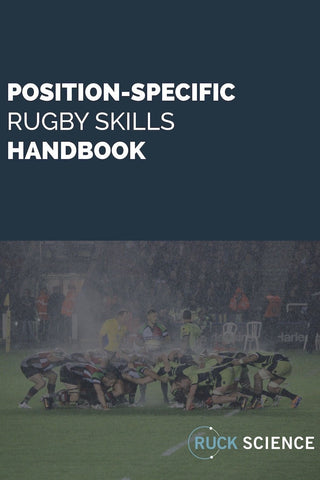 rugby positions handbook