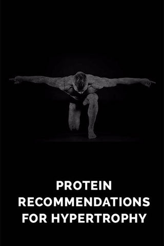 protein use for hypertrophy