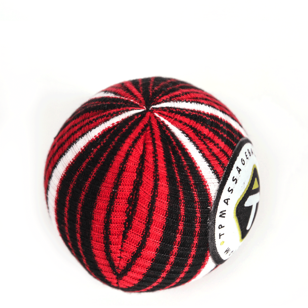firm massage ball features