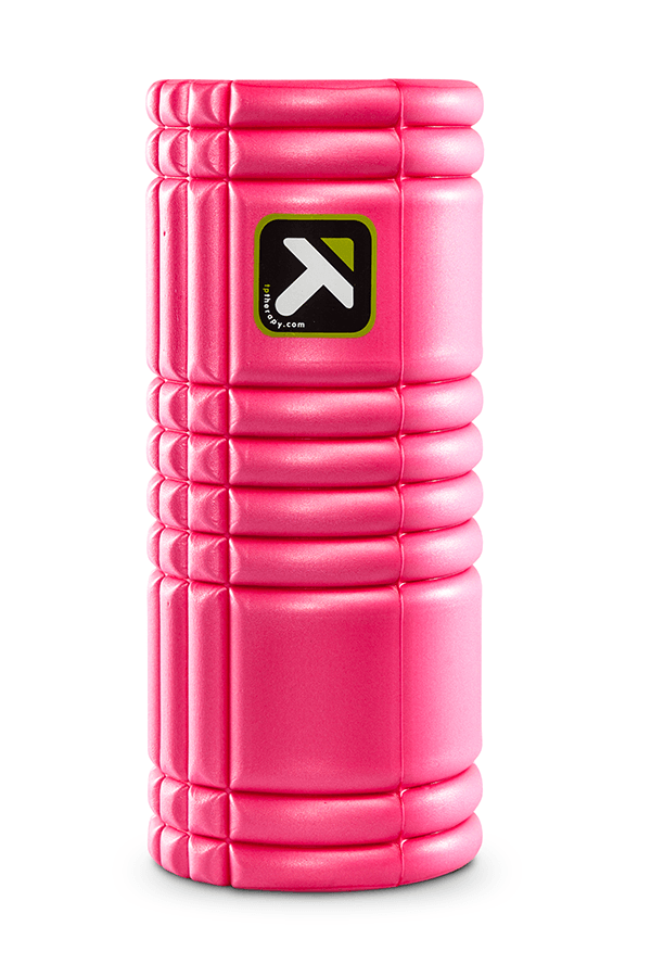 rugby foam roller pink